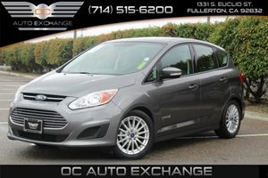 2013 Ford C-Max Hybrid SE Carfax 1-Owner - No AccidentsDamage Reported  Gray -          166