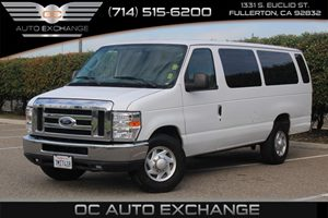 2014 Ford Econoline Wagon XL Carfax Report - No AccidentsDamage Reported  Oxford White  We ar