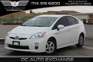2010 Toyota Prius IV Carfax Report  White          16595 Per Month - On Approved Credit