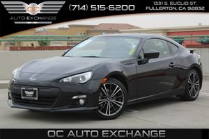 2015 Subaru BRZ Limited Carfax Report - No AccidentsDamage Reported  Crystal Black Silica