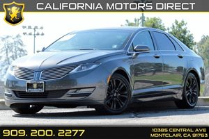 2015 Lincoln MKZ  Carfax 1-Owner - No AccidentsDamage Reported Audio  Auxiliary Audio Input Au