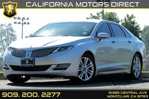 2016 Lincoln MKZ  Carfax Report - No AccidentsDamage Reported Audio  Cd Player Audio  Wifi Ho