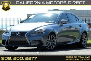 2014 Lexus IS 250  Carfax 1-Owner - No AccidentsDamage Reported Audio  Auxiliary Audio Input A