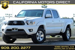 2014 Toyota Tacoma PreRunner Carfax 1-Owner - No AccidentsDamage Reported Audio  Auxiliary Audi