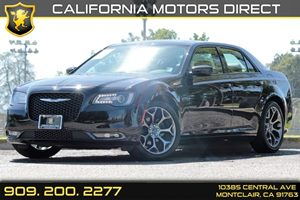 2016 Chrysler 300 300S Carfax 1-Owner - No AccidentsDamage Reported 60-40 Folding Bench Front Fa