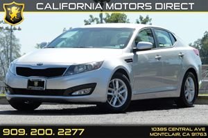2013 Kia Optima LX Carfax 1-Owner Audio  Auxiliary Audio Input Audio  Cd Player Audio  Satel