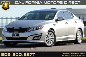 2014 Kia Optima EX Carfax 1-Owner Audio  Auxiliary Audio Input Audio  Cd Player Audio  Satel
