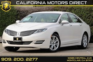 2014 Lincoln MKZ Hybrid Carfax 1-Owner - No AccidentsDamage Reported Audio  Auxiliary Audio Inp