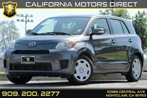 2013 Scion xD  Carfax Report - No AccidentsDamage Reported Audio  Auxiliary Audio Input Audio