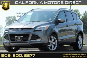 2014 Ford Escape Titanium Carfax 1-Owner Audio  Auxiliary Audio Input Audio  Cd Player Audio