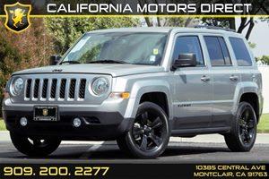2015 Jeep Patriot Altitude Edition Carfax 1-Owner - No AccidentsDamage Reported Aero-Composite H