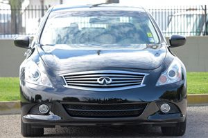 2015 INFINITI Q40  Carfax 1-Owner - No AccidentsDamage Reported Audio  Auxiliary Audio Input A
