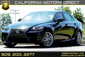 2014 Lexus IS 250  Carfax 1-Owner Audio  Auxiliary Audio Input Audio  Cd Player Audio  Hd Ra