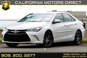 2016 Toyota Camry XSE Carfax Report - No AccidentsDamage Reported Audio  Auxiliary Audio Input