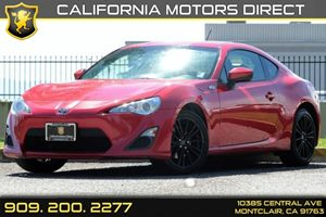 2014 Scion FR-S  Carfax 1-Owner - No AccidentsDamage Reported Audio  AmFm Stereo Audio  Auxi