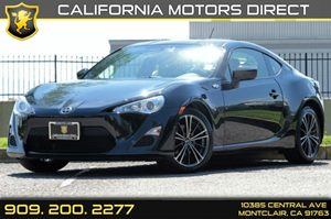 2014 Scion FR-S  Carfax 1-Owner - No AccidentsDamage Reported Audio  Auxiliary Audio Input Aud