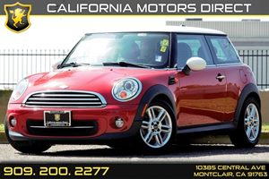 2012 MINI Cooper Hardtop  Carfax Report - No AccidentsDamage Reported  Chili Red  We are not