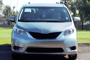 2014 Toyota Sienna LE AAS Carfax 1-Owner  Silver Sky Metallic  We are not responsible for typo