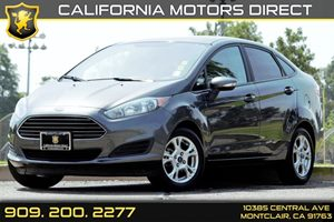 2016 Ford Fiesta SE Carfax 1-Owner - No AccidentsDamage Reported Audio  Auxiliary Audio Input