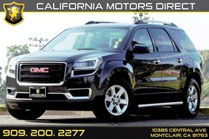 2015 GMC Acadia SLE Carfax 1-Owner - No AccidentsDamage Reported  Gray  We are not responsibl
