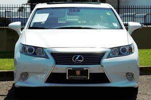 2013 Lexus ES 300h Hybrid Carfax 1-Owner Audio  Auxiliary Audio Input Audio  Cd Changer Audio