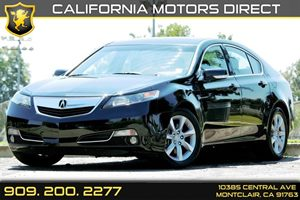 2013 Acura TL  Carfax 1-Owner - No AccidentsDamage Reported  Crystal Black Pearl  We are not