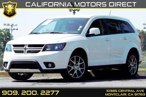 2014 Dodge Journey RT Carfax 1-Owner  White 22894 Per Month - On Approved Credit-----