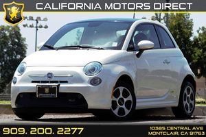 2014 FIAT 500e  Carfax 1-Owner - No AccidentsDamage Reported Audio  Auxiliary Audio Input Audi