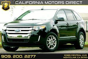 2013 Ford Edge SEL Carfax 1-Owner Audio  Cd Player Audio  Mp3 Player Audio  Satellite Radio