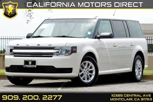 2014 Ford Flex SE Carfax 1-Owner - No AccidentsDamage Reported Audio  Auxiliary Audio Input Au