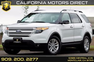 2014 Ford Explorer XLT Carfax 1-Owner - No AccidentsDamage Reported Audio  Auxiliary Audio Inpu