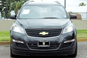 2015 Chevrolet Traverse LS Carfax 1-Owner Audio  Cd Player Audio  Mp3 Player Bluetooth For Ph