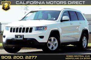 2015 Jeep Grand Cherokee Laredo Carfax 1-Owner - No AccidentsDamage Reported 60-40 Folding Split