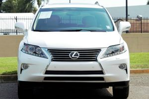 2013 Lexus RX 350  Carfax 1-Owner Acoustic Noise-Reducing Windshield Glass Audio  Premium Sound