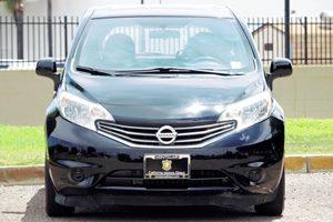 2014 Nissan Versa Note S Plus Carfax 1-Owner Aero-Composite Halogen Headlamps Audio  Auxiliary