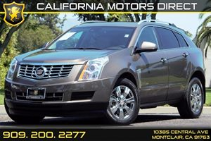 2014 Cadillac SRX Luxury Collection Carfax 1-Owner - No AccidentsDamage Reported Audio  Auxilia