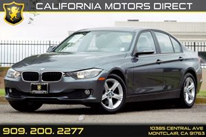 2014 BMW 3 Series 320i Carfax 1-Owner - No AccidentsDamage Reported Audio  Auxiliary Audio Inpu