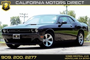 2016 Dodge Challenger SXT Carfax 1-Owner 4-Way Passenger Seat -Inc Manual Recline ForeAft Move