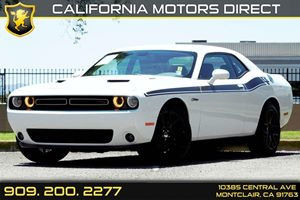 2015 Dodge Challenger RT Plus Carfax 1-Owner - No AccidentsDamage Reported Audio  Auxiliary Au