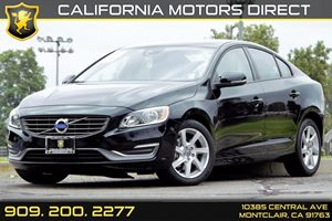 2014 Volvo S60 T5 Carfax 1-Owner - No AccidentsDamage Reported 8-Way Passenger Seat -Inc Manual