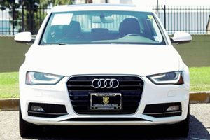 2014 Audi A4 Premium Carfax 1-Owner Audio  Auxiliary Audio Input Audio  Cd Player Audio  Sat
