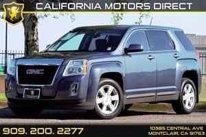 2014 GMC Terrain SLE Carfax 1-Owner Audio  Cd Player Convenience  Back-Up Camera Convenience