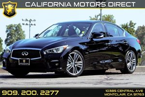 2014 INFINITI Q50 Hybrid Sport Carfax 1-Owner - No AccidentsDamage Reported 6 Cylinders Audio