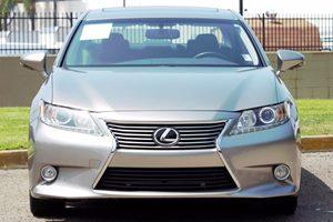 2015 Lexus ES 350  Carfax 1-Owner Audio  Auxiliary Audio Input Audio  Cd Player Audio  Mp3 P