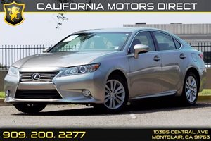 2015 Lexus ES 350  Carfax 1-Owner Audio  Auxiliary Audio Input Audio  Cd Player Audio  Mp3 P