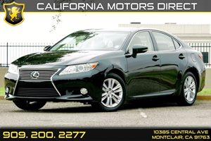 2015 Lexus ES 350  Carfax 1-Owner - No AccidentsDamage Reported Audio  Auxiliary Audio Input A