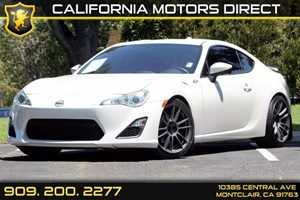 2016 Scion FR-S  Carfax 1-Owner - No AccidentsDamage Reported Audio  Auxiliary Audio Input Aud