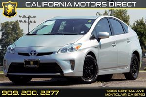 2014 Toyota Prius One Carfax 1-Owner - No AccidentsDamage Reported  Classic Silver Metallic