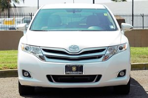2014 Toyota Venza LE Carfax 1-Owner - No AccidentsDamage Reported Audio  Auxiliary Audio Input
