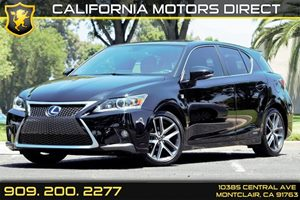 2014 Lexus CT 200h Hybrid Carfax 1-Owner Audio  Auxiliary Audio Input Audio  Cd Player Audio